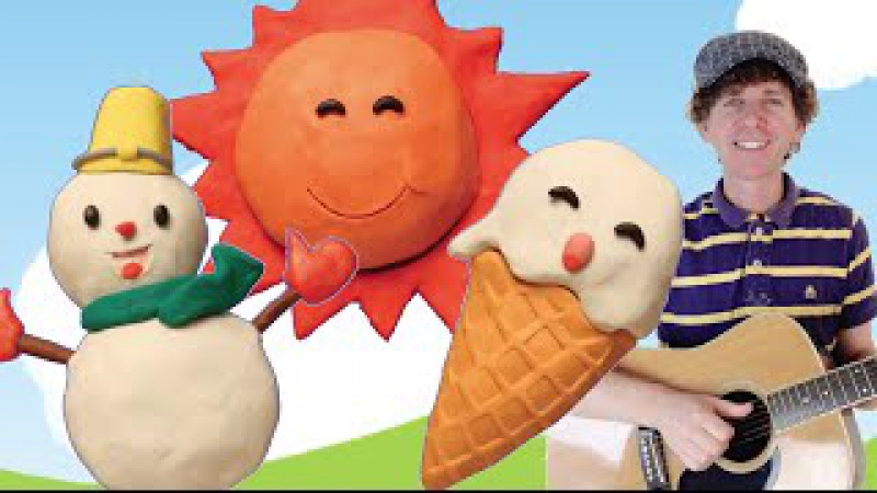 Seasons Song for Children | Learn Four Seasons | Preschool, Kindergarten, Learn English » Freewka.com - Смотреть онлайн в хорощем качестве