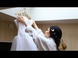 Нежные утренние сборы невесты