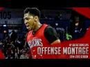 Anthony Davis Offense Defense Highlights Montage 2014/2015 (Part 1)