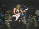 Metallica - Metal Militia live