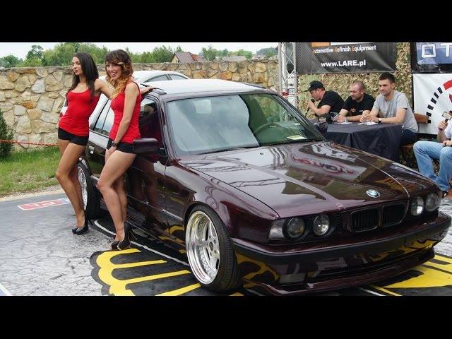 Tribute BMW E34 Bartek GermanStyle! M5