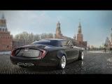 Новый ЗИЛ Лимузин Президента  (автоновинки 2015)