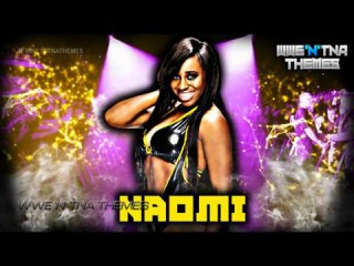 2015: Naomi 6th & NEW WWE Theme Song - ''Amazing'' (iTunes Release)+ Download Link HD