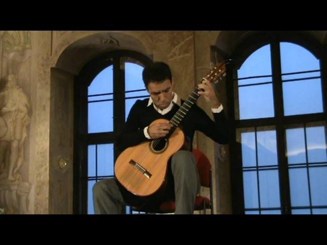 Jorge Caballero - Albeniz Evocacion and El Puerto