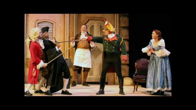 Rossini Overture from the Barber of Seville