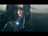The Witcher 3 Wild Hunt The Trail Opening Cinematic