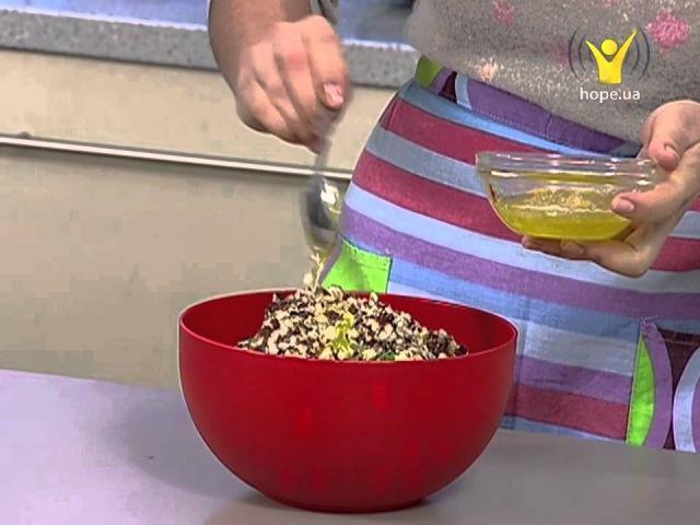 Салат з редьки та горіхів | Лінива кухня [2815]