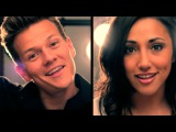 Macklemore - Can't Hold Us - Music Video (Tyler Ward &amp Alex G Acoustic Cover) Official