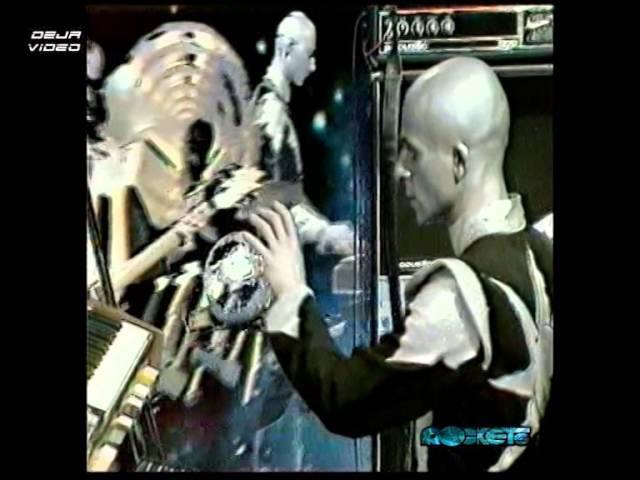 Rockets - Cosmic Race (1978, Official Video)