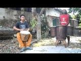 West african Toro rhythm