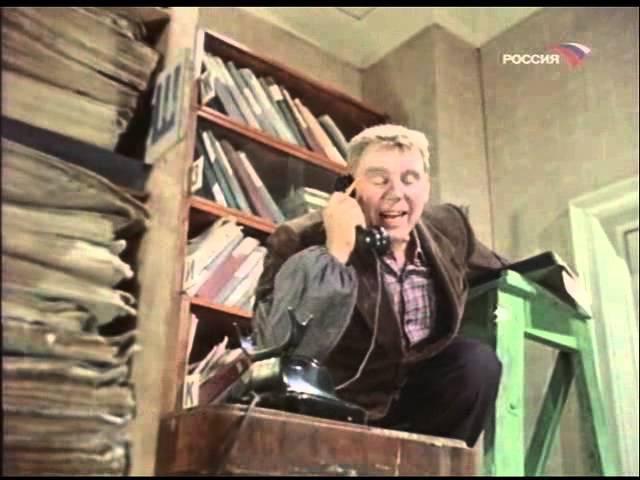 Фитиль Сила привычки (1963) смотреть онлайн
