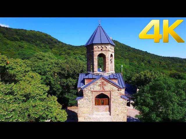Martkopi monastery, Deity church / მარტყოფის ღვთაების მონასტერი / Монастырь Мартк...