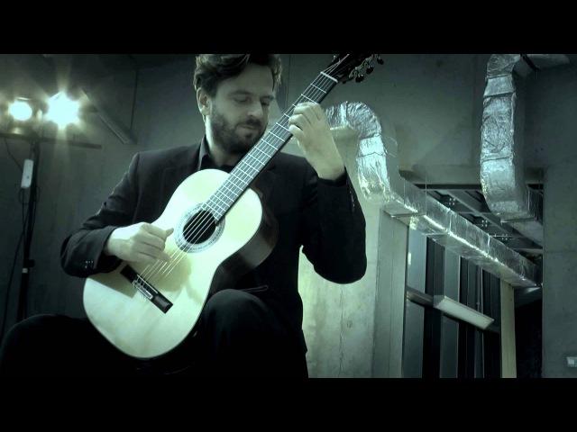 Marcin Dylla plays Sonata para Guitarra by Roberto Sierra