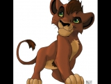 Король лев Киара и Кову