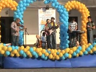 План Б - Выступление на концерте в честь празднования 233 летия города Мариуполя 2