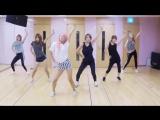 Apink - Remember - mirrored dance practice video - 에이핑크 리멤버 안무 연습 영상
