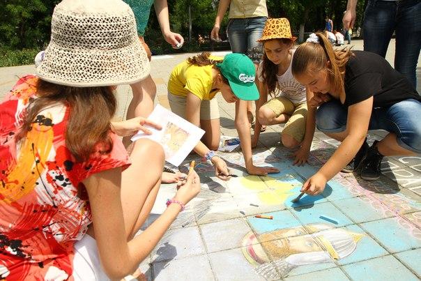 Фестиваль рисунков