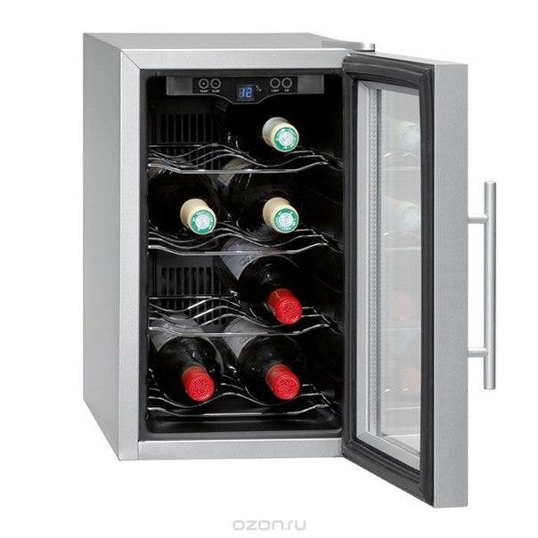 Ksw 191 8fl /22 l винный холодильник, Bomann