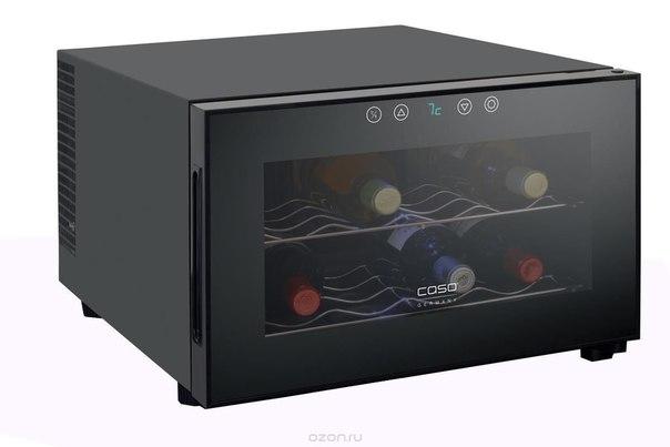 Winecase 8 винный холодильник, CASO