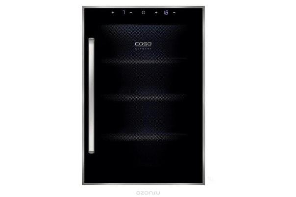 Wineduett touch 12 винный холодильник, CASO