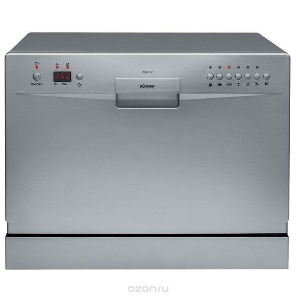 Bomann tsg 707, silver посудомоечная машина