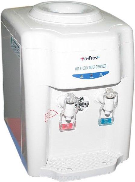 Hotfrost d22e, white кулер для воды