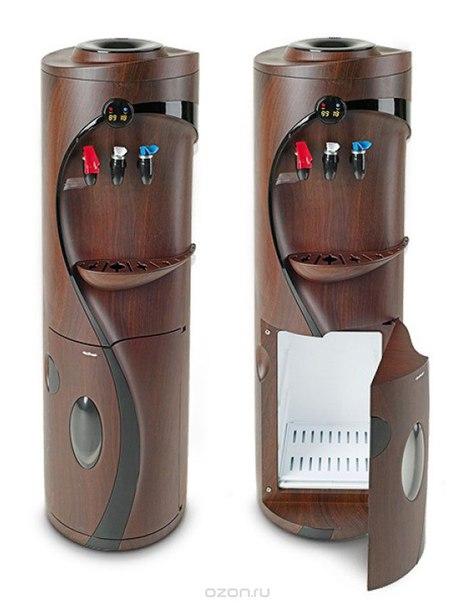 Hotfrost v760с, wood кулер для воды