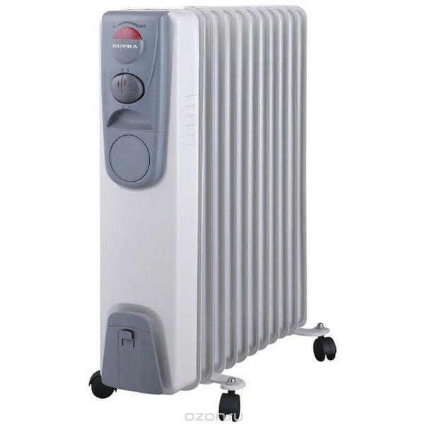 Ors-11-2n, white масляный радиатор, Supra