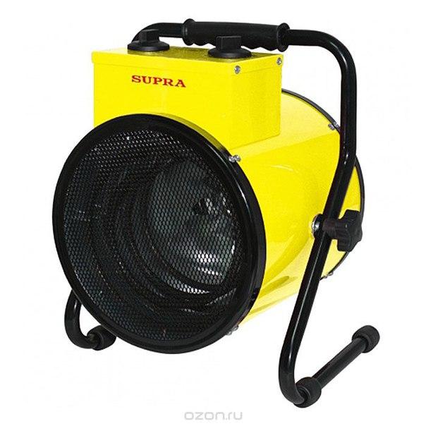 Ih02-20 промышленный тепловентилятор, Supra