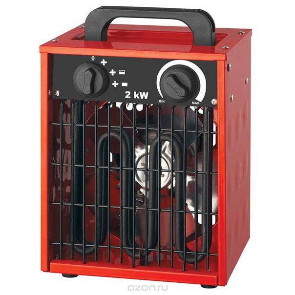Ih02-20b промышленный тепловентилятор, Supra