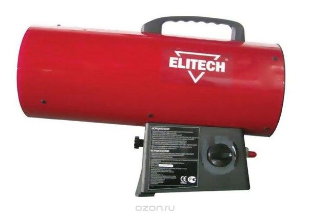 Пушка тепловая тп12г, 12 квт, Elitech