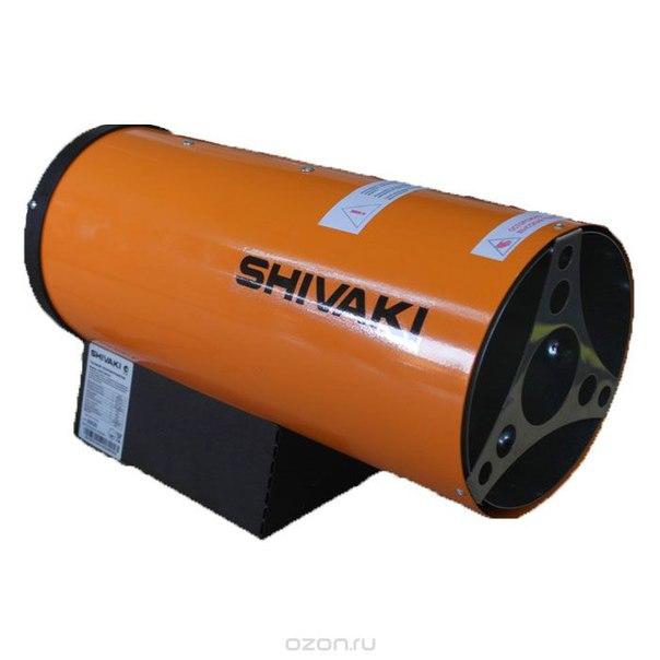 Shif-gs30y тепловая газовая пушка, Shivaki