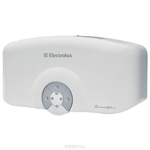 Smartfix 3,5 s проточный водонагреватель, Electrolux