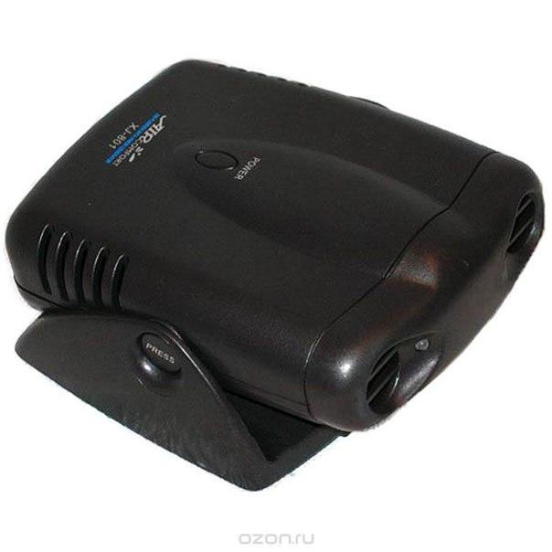 Xj-801, black воздухоочиститель-ионизатор, AirComfort