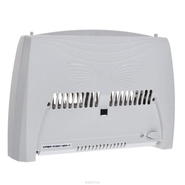 Эко-с очиститель-ионизатор воздуха, Супер Плюс