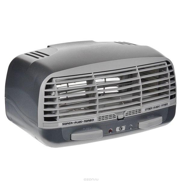 Турбо очиститель-ионизатор воздуха, Супер Плюс
