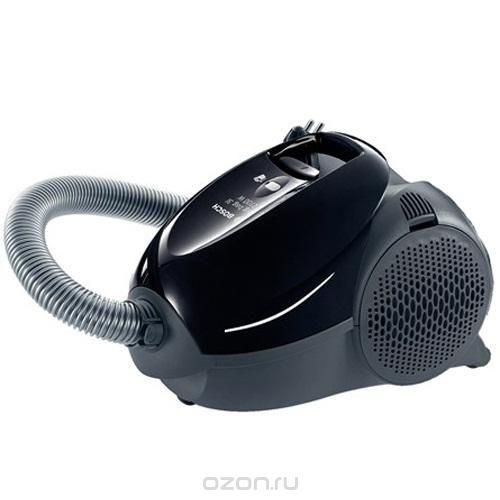 Bosch bsn2100ru, black пылесос, Bosch GmbH