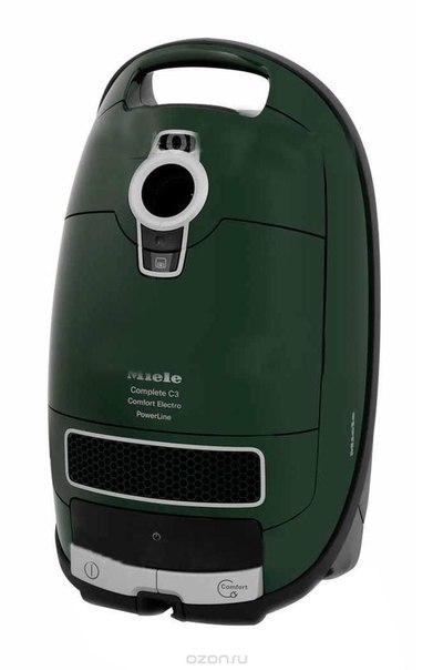 Sgpa0 complete c3 comfort electro, green пылесос, Miele
