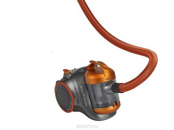 Bs 1293, black orange пылесос, Clatronic