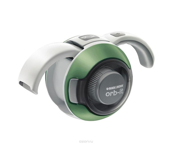 Orb48bgn, green аккумуляторный пылесос, Black&Decker