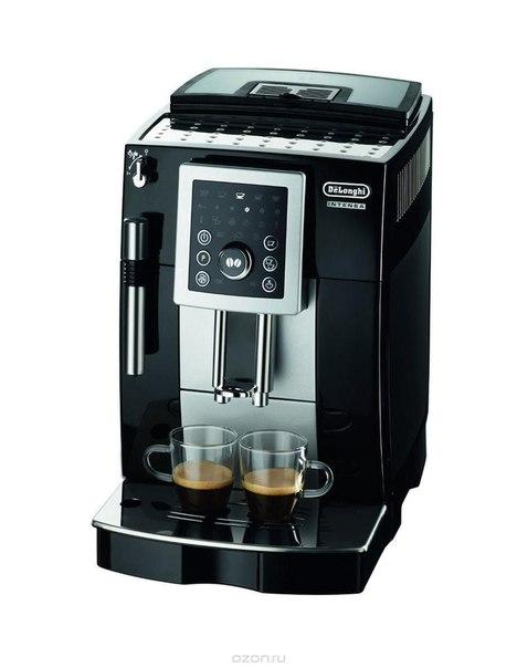 Delonghi ecam 23.210.b кофемашина, De'Longhi