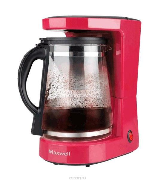 Mw-1656 (bd) кофеварка, Maxwell