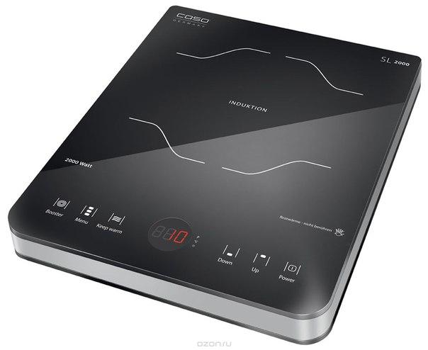 Slimline 2000 настольная индукционная плитка, CASO