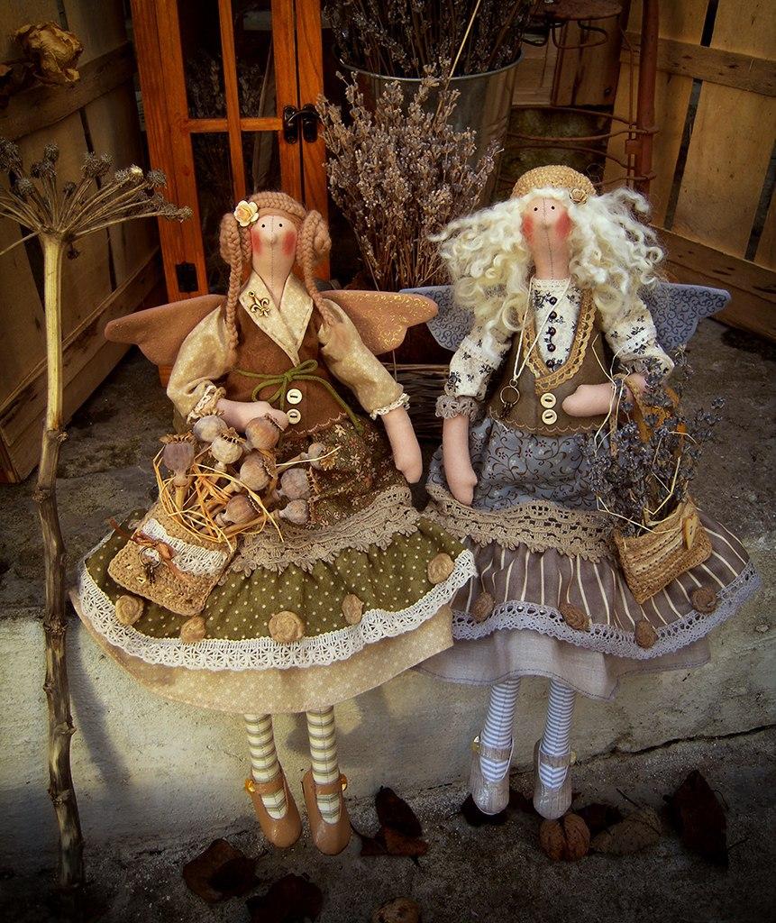 тильды куклы