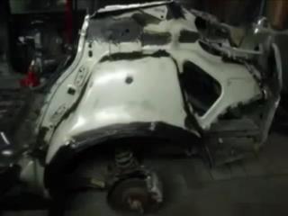 Битые авто, как восстанавливают