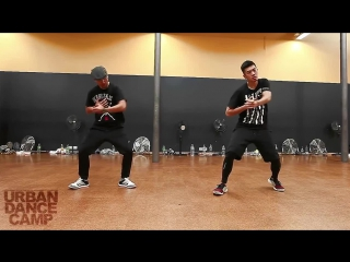 I See Fire by Ed Sheeran Anthony Lee ft. Vinh Nguyen (Dance Choreography) URBAN DANCE CAMP 2015