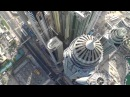 Прыжки с небоскреба в Дубае Экстрим | Jumping from a skyscraper in Dubai Extreme