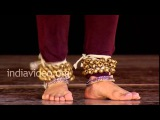 Foot steps of Ladi composition,  Pali Chandra, English Lesson -- 2