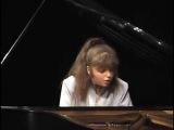Robert Schumann Symphonic Etudes - Lera Auerbach, piano - Part 3
