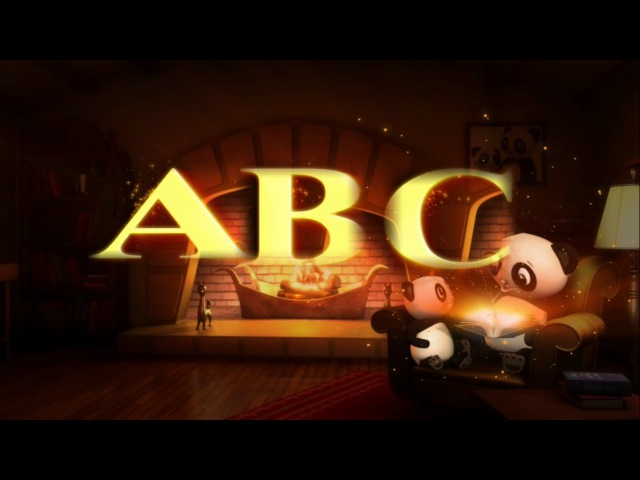 ABC Song Alphabet Song Nursery Rhymes by LittleBabyBum